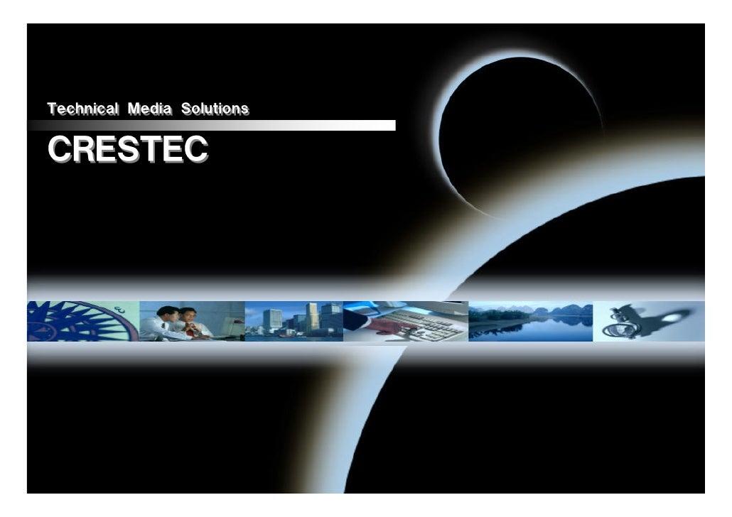 Technical Media Solutions Technical Media Solutions   CRESTEC