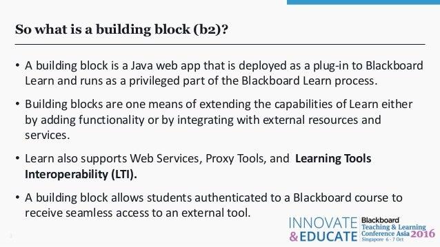 Kaltura Video Building Block for Blackboard Learn