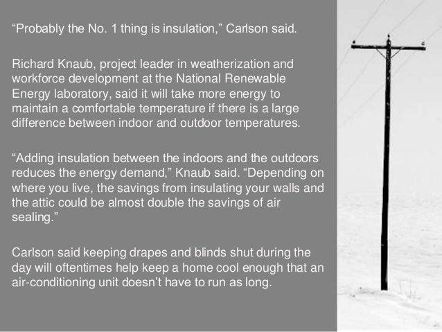 asia world energy-Weatherizing homes reduces energy burden for customers Slide 3