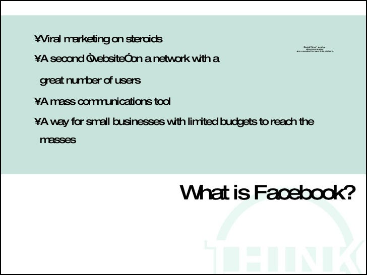 How to Use Facebook to Grow Your Business Slide 3