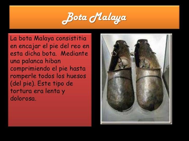 bota malaya