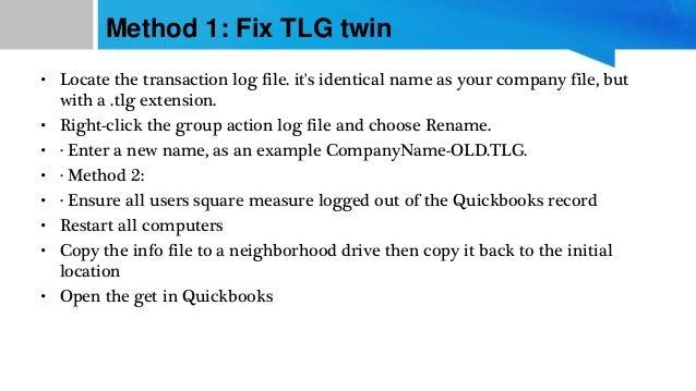 Quickbooks error 6189 82