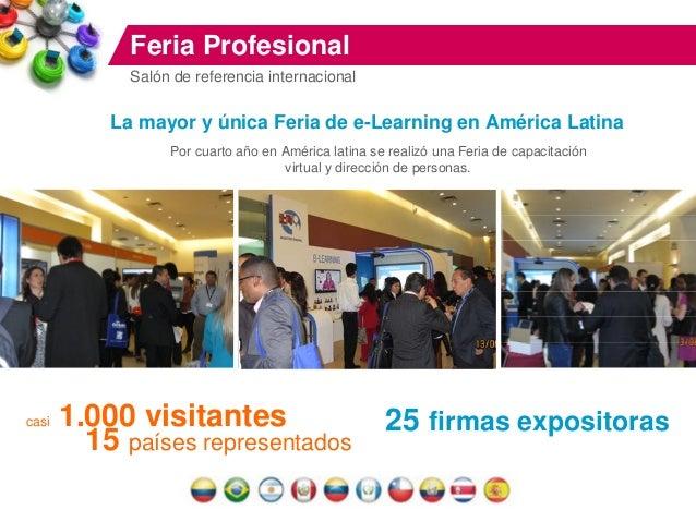 LISTADO DE EXPOSITORESListado firmas expositoras NANFOR COLOMBIA ACIUP ALIANZA SUPERIOR ANDITEL CENTRO ANDALUZ DE ESTUDIOS...