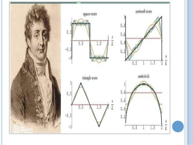 Una serie de Fourier es una serie infinita que converge puntualmente a una función periódica y continua a trozos (o por pa...