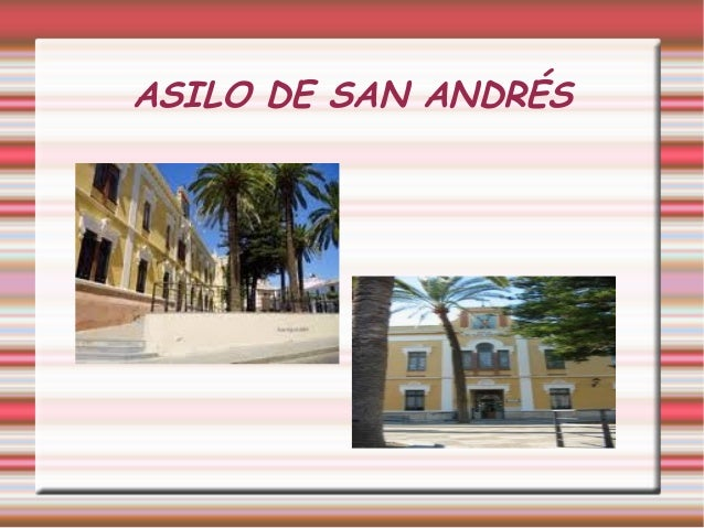 ASILO DE SAN ANDRÉS