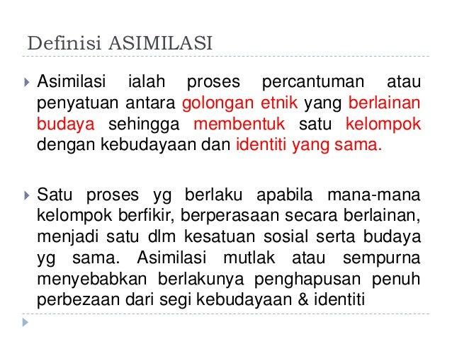 Contoh Asimilasi Kebudayaan Islam Merry Ci