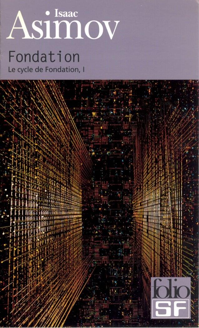 Asimov - Fondation - 1