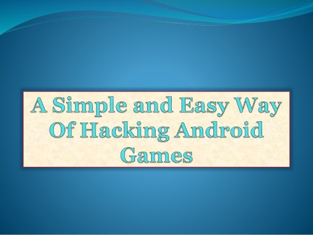 There are a few tools that would give you information about android game hacks. By hacking android games, you will be able...