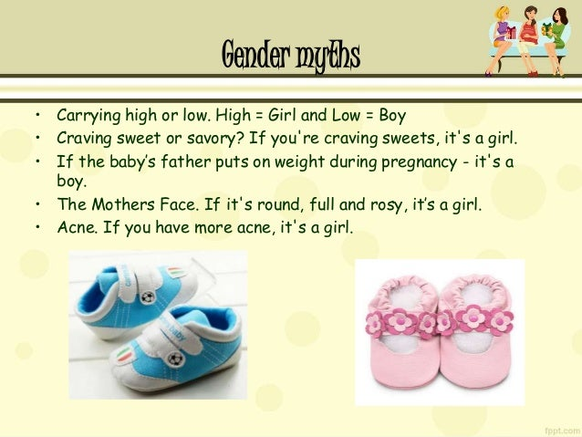 A simple baby gender prediction test you can take at home