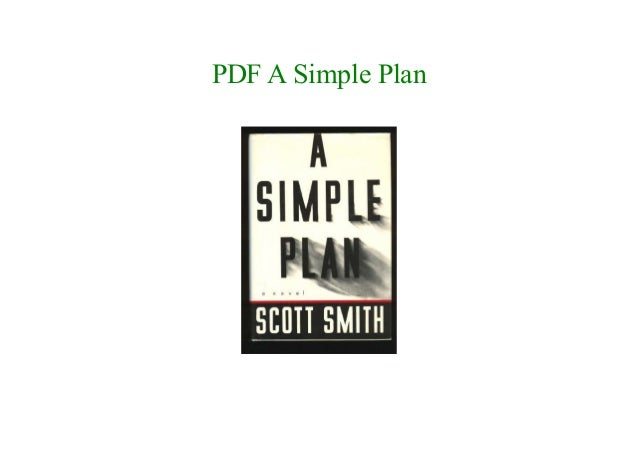 Plan smith simple a pdf scott