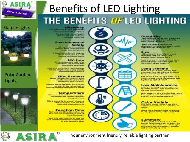 Benefits of LED ...  sc 1 st  SlideShare & Asira introduction to led lights azcodes.com