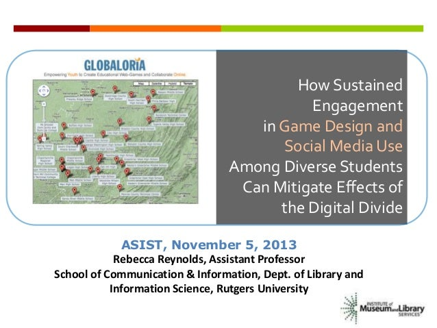 How Sustained Engagement in Game Design and Social Media Use Among Diverse Students Can Mitigate Effects of the Digital Di...