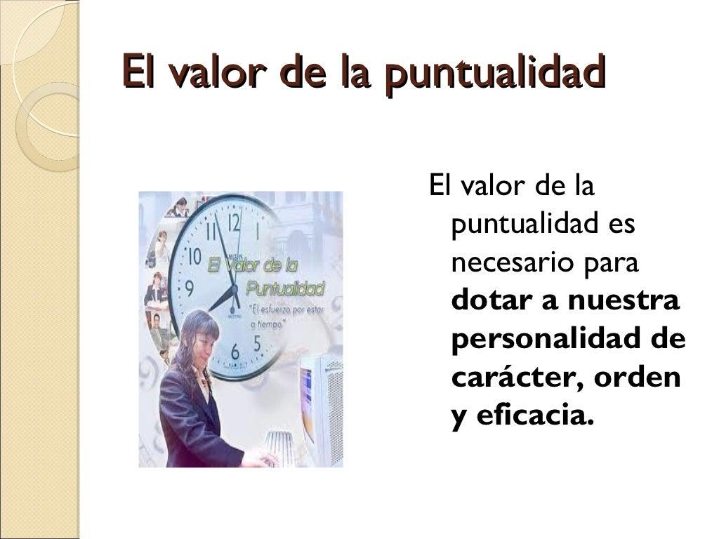 Asistenccia y puntualidad for Practica de oficina definicion