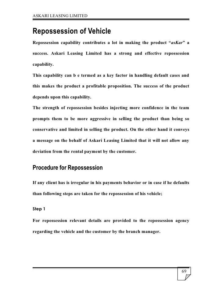 leasing agreement letter