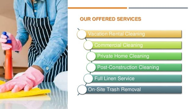 Ask Experts for Professional Cleaning Service in Summit County Slide 3