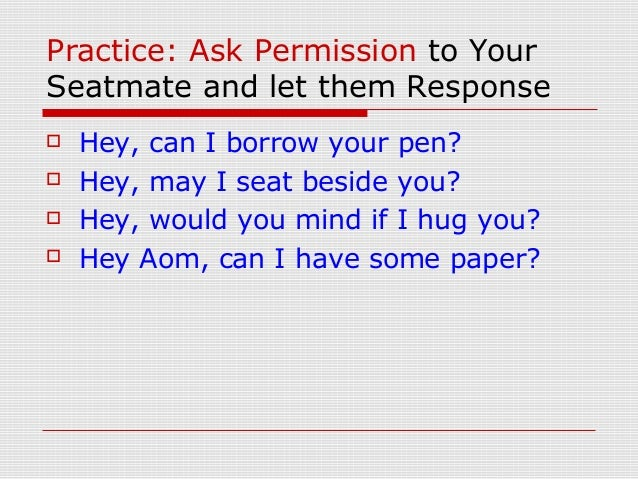Asking | Learn English