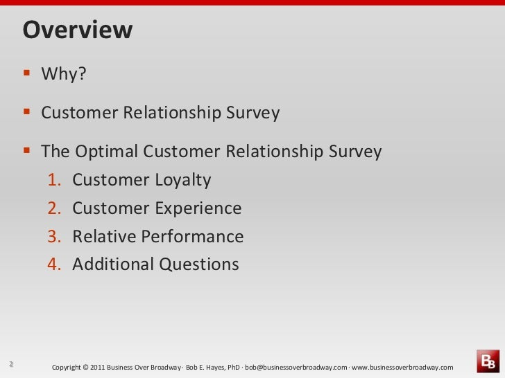 a questionnaire on customer relationship and Multiple choice questions: set a try the following questions to test your understanding of this chapter  social customer relationship management.