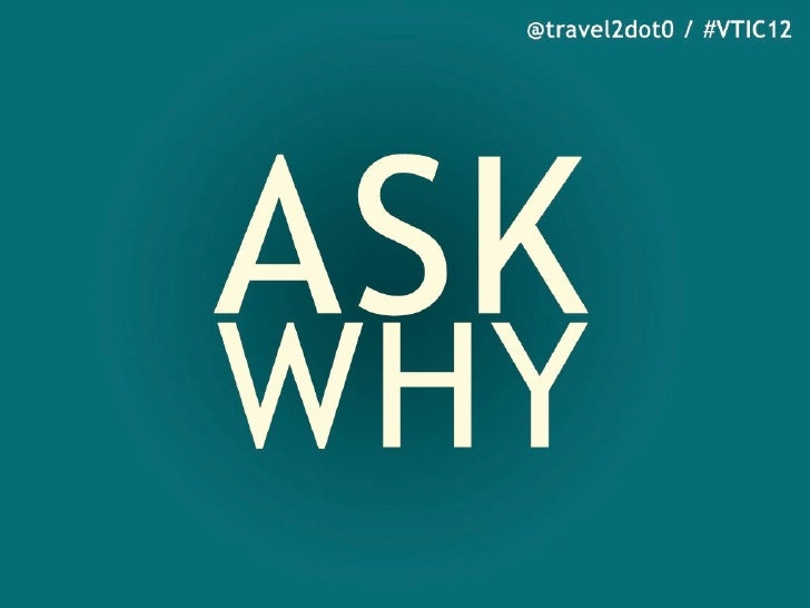 Asking Why