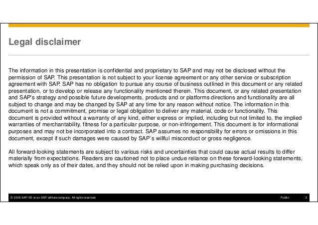 #askSAP EPM Innovations Community Call: Transform Finance into Instant Insight Slide 2