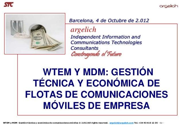 Barcelona, 4 de Octubre de 2.012                                                            argelich                      ...