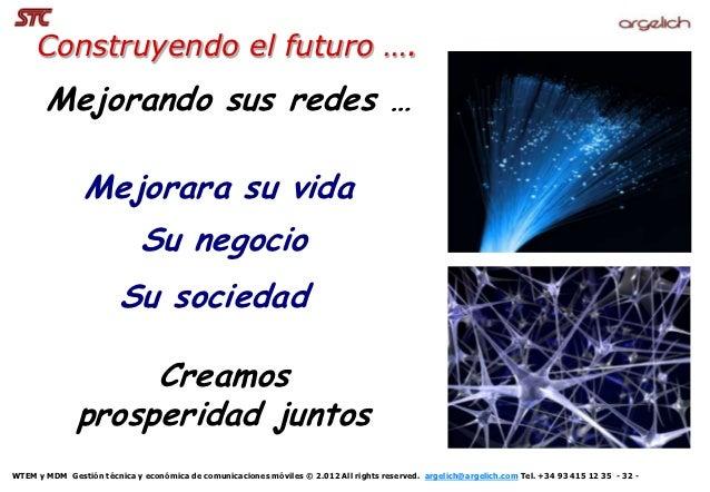 Construyendo el futuro ….       Mejorando sus redes …                Mejorara su vida                   Su negocio        ...