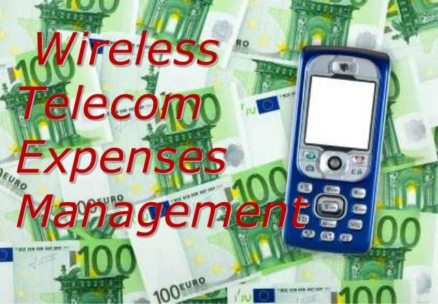 Wireless  Telecom  Expenses  ManagementWTEM y MDM Gestión técnica y económica de comunicaciones móviles © 2.012 All rights...