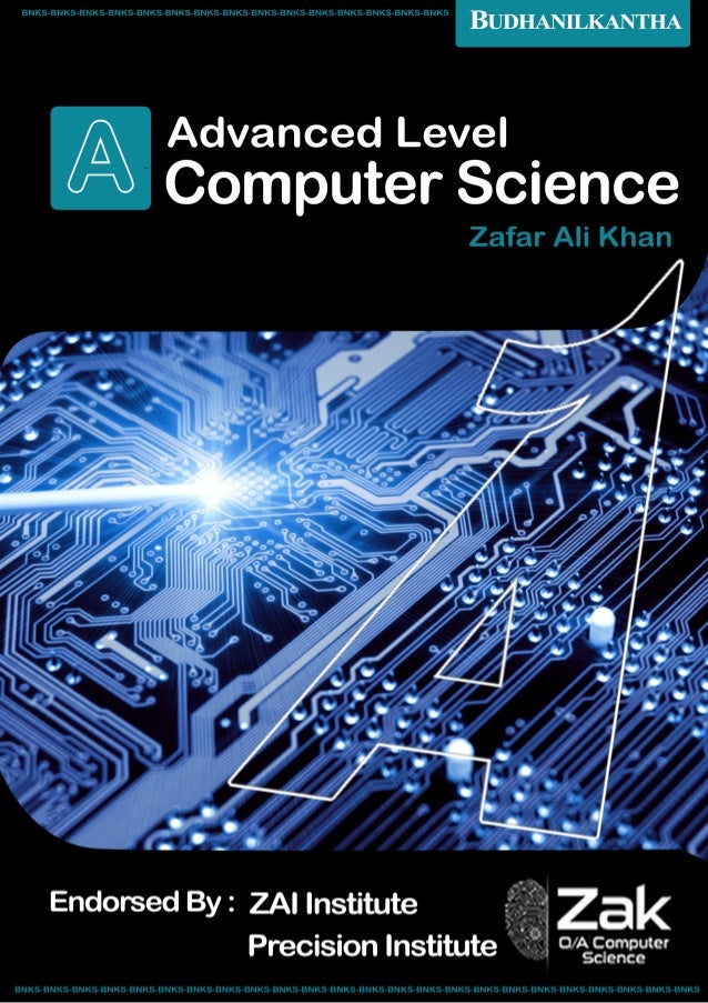 aqa a level computer science book pdf