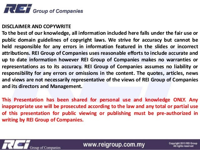 DISCLAIMER AND COPYWRITE To the best of our knowledge, all information included here falls under the fair use or public do...