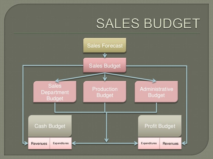 forecasting revenues