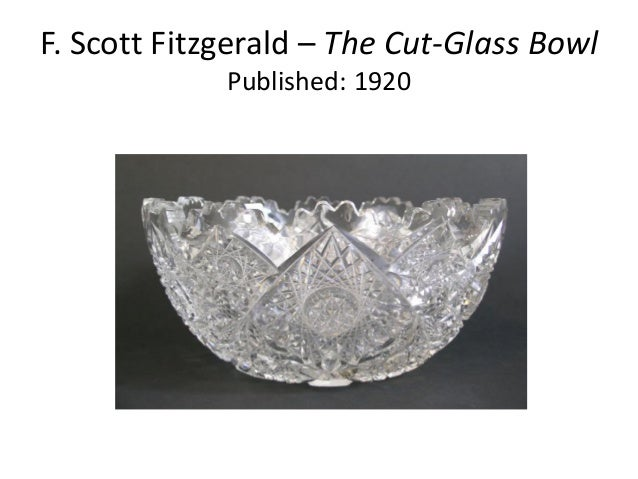 The cut glass bowl How can i cut glass at home
