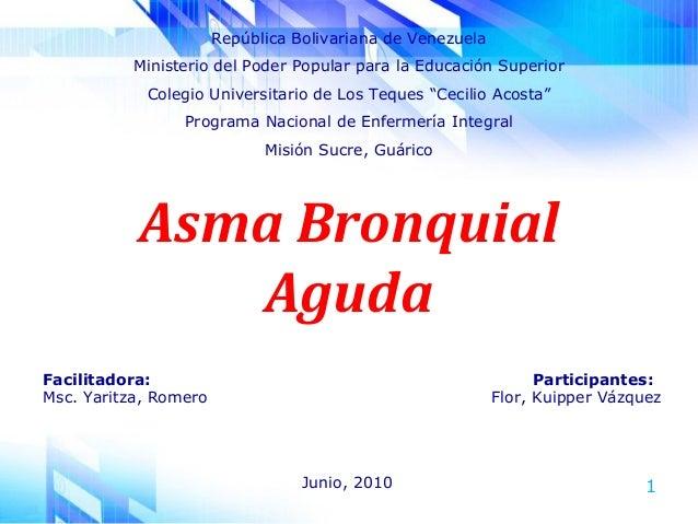 1República Bolivariana de VenezuelaMinisterio del Poder Popular para la Educación SuperiorColegio Universitario de Los Teq...