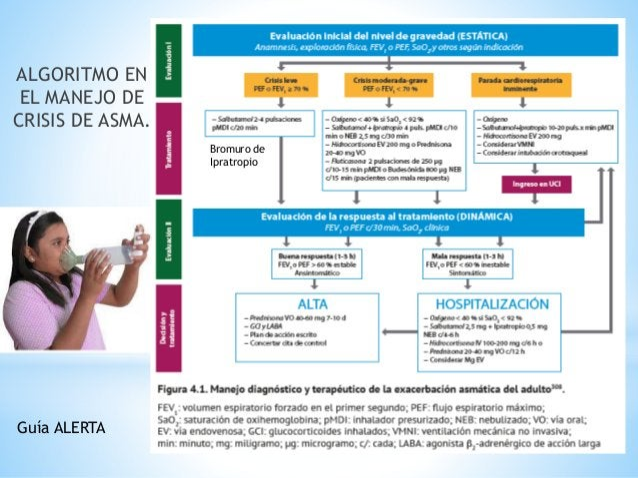 Asma Bronquial (GINA)
