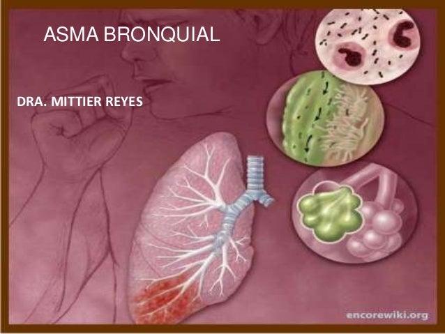 ASMA BRONQUIAL DRA. MITTIER REYES
