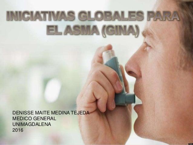 DENISSE MAITE MEDINA TEJEDA MEDICO GENERAL UNIMAGDALENA 2016