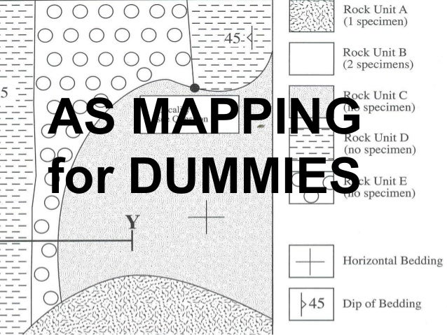 AS MAPPING for DUMMIES