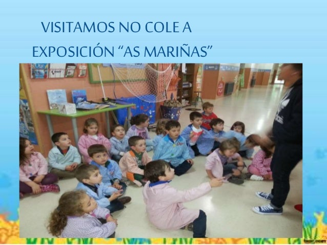 """VISITAMOSNO COLE A EXPOSICIÓN """"ASMARIÑAS"""""""