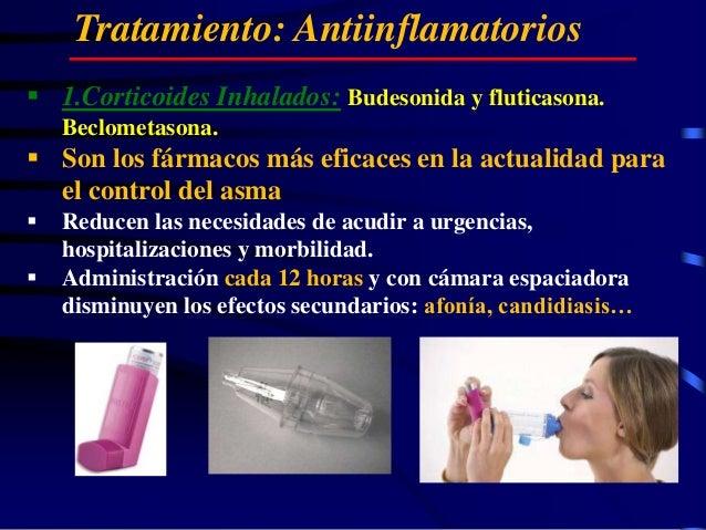 Asma Bronquial. Atención Primaria