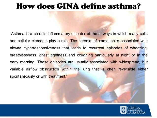 MANAGEMENT AND TREATMENT OF ASTHMA  COLOMBIA
