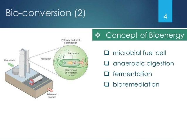 bio conversion Bioenergy conversion technologies conversion challenges conversion technologies there are four types of conversion technologies currently available.