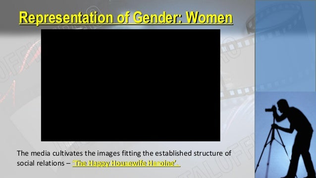 representation of gender in bliss Developing key topics in depth and introducing students to the notion of independent study, these full colour,  representation of gender — bliss and zoo.