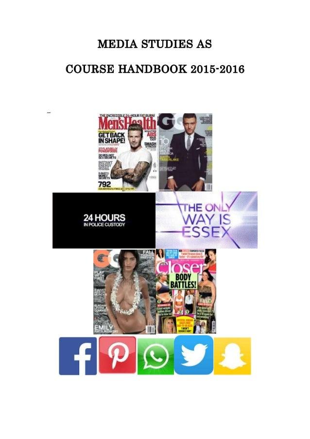 Wjec media studies as coursework