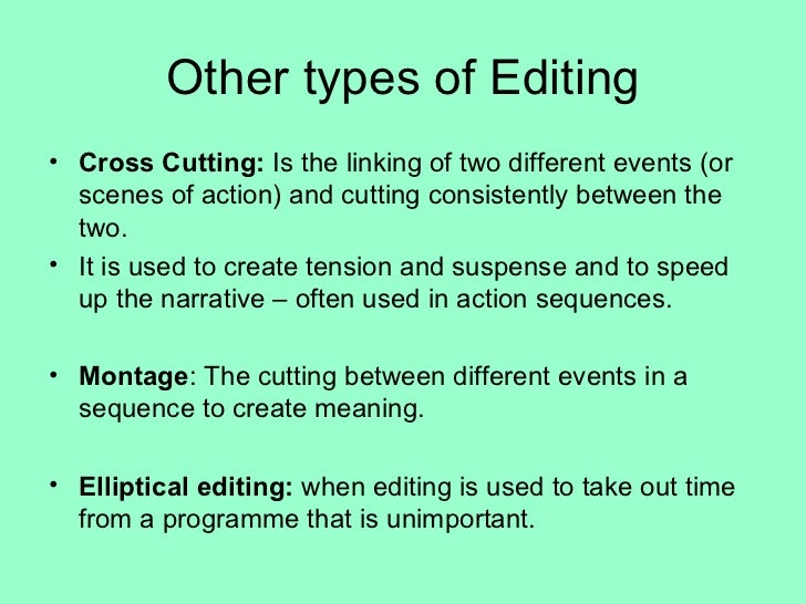 studies of video editing How to become a video editor in 5 steps explore the career requirements for video editors get the facts about degree requirements, salary and employment outlook to.