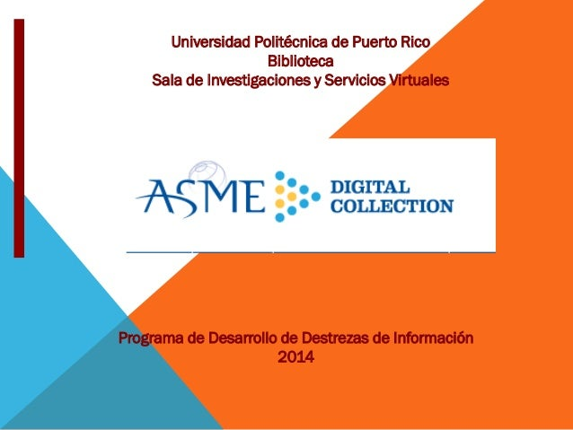 Asme Digital Library