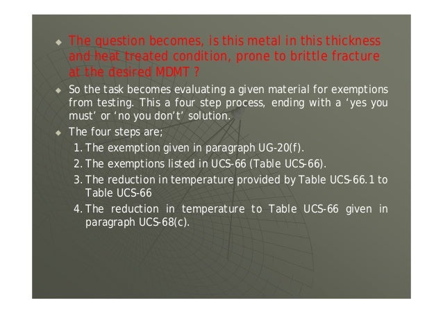 Class Quiz What is the lowest temperature that a 1.5 inch thickness Curve D material can be designed for without impact te...