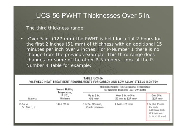 For a butt weld joining two members having different thicknesses at the weld, t is the thinner of these two thicknesses. S...
