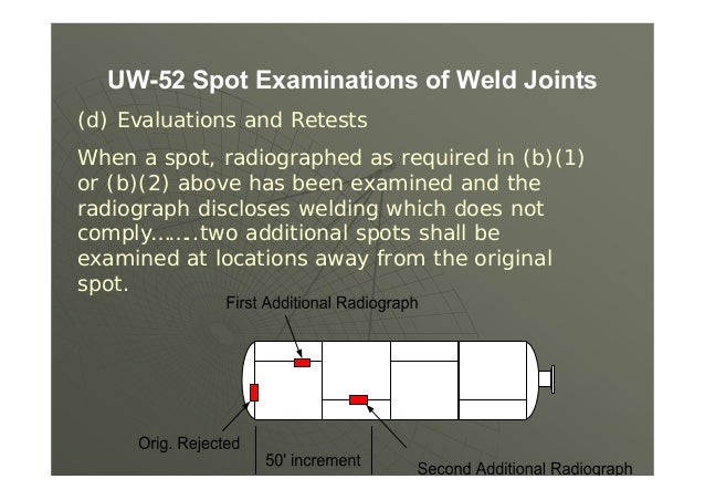  Example:  A vertical vessel shell course has an MAWP of 200 psi, and an allowable stress of 14,800 psi. The original in...