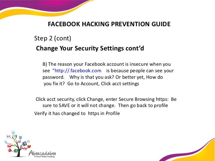 Facebook Account Hacked And Password Changed