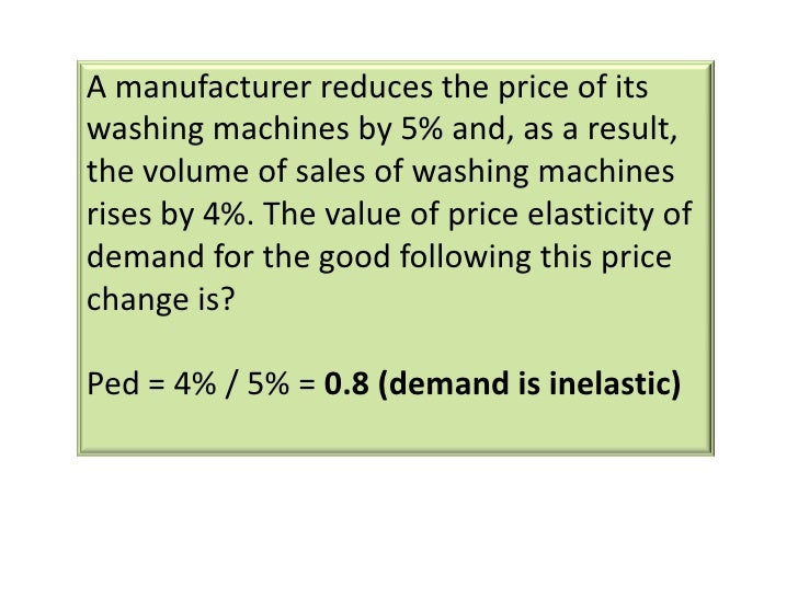 importance of elasticity demand Introduction the importance of elasticity of demand for the purpose of attaining social benefit is the best possible means for any government in order to reduce the use of abusive products this is the perfect tool.