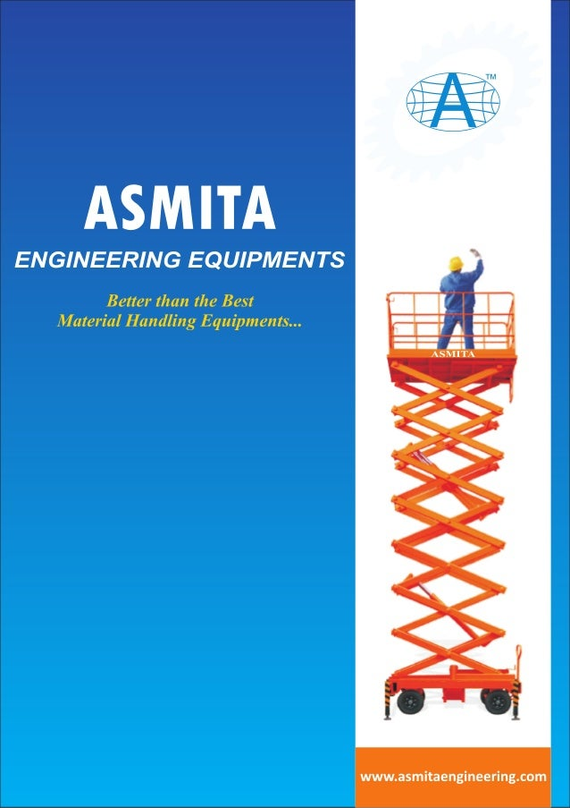 Asmita Engineering Equipments Bhosari, Pune, Material Handling Machines