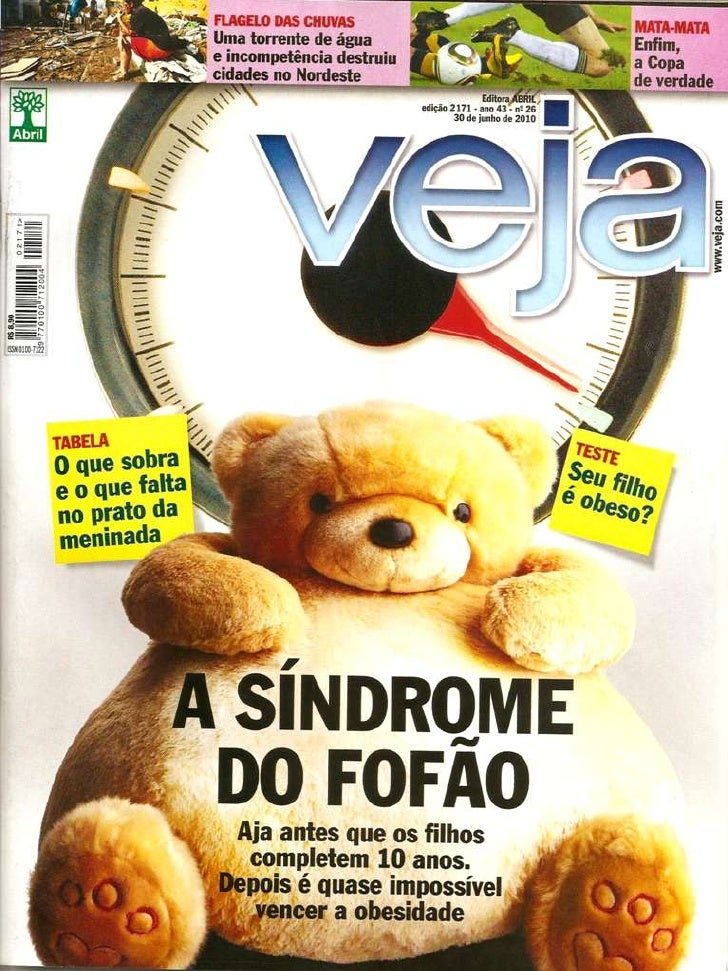 A síndrome do fofão